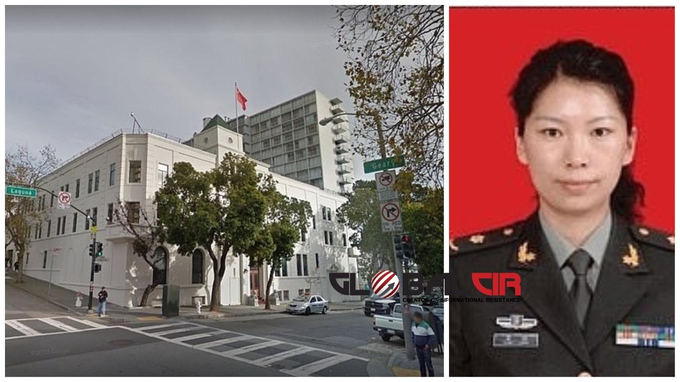 KRILA DA JE RADILA ZA KINESKU VOJSKU! FBI traga za kineskom naučnicom zbog pokušaja prevare, vjeruju da se krije u konzulatu u San Francisku!