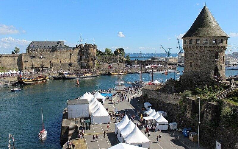 Brest city photo