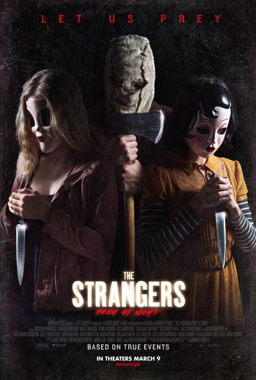 The Strangers: Prey at Night 2018 Hindi ORG Dual Audio 720p BluRay ESubs 850MB | 400MB Download