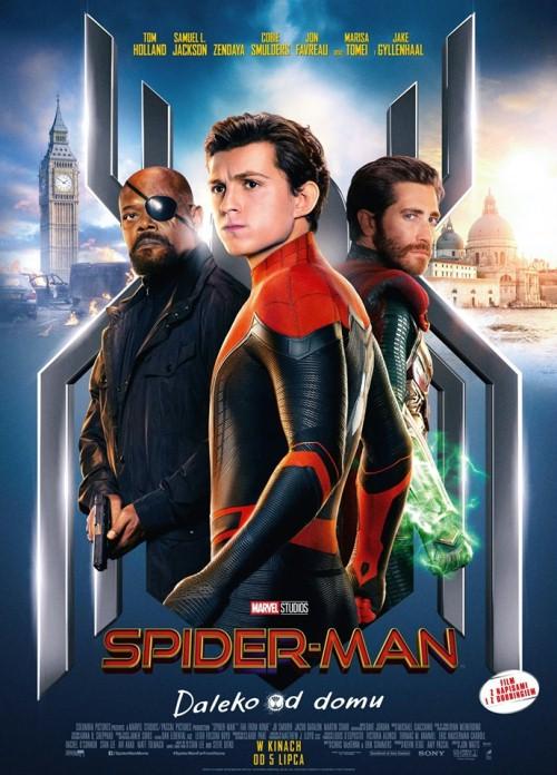 Spider-Man: Daleko od domu / Spider-Man: Far From Home (2019) MD.PLDUB.NEW.720p.HDTC.x264.AC3-FmX / PL Dubbing