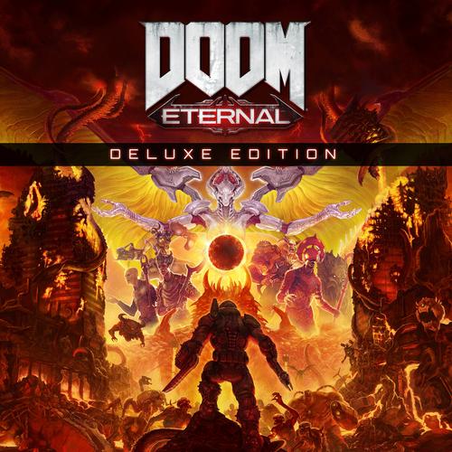 DOOM Eternal Deluxe Edition v. Build 7241573 [Папка игры] (2020) скачать торрент Лицензия