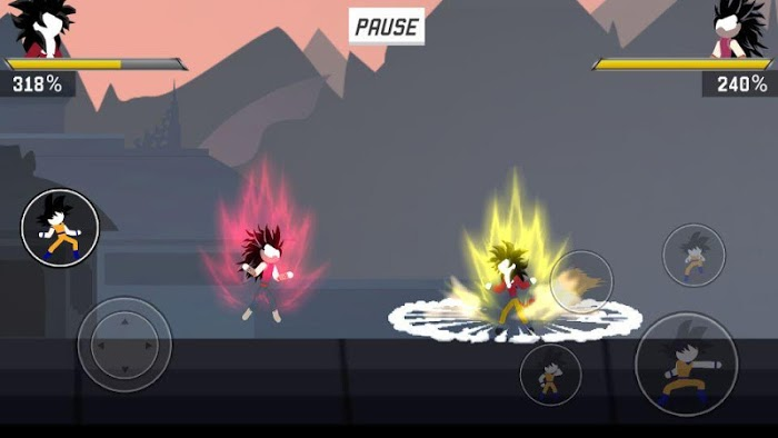 Stick Shadow: War Fight (MOD, Unlimited Money)
