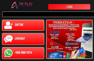 idn poker slot pkplay