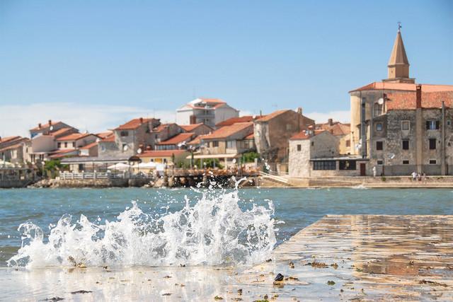 Umag turisticno obmorsko mesto 1