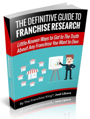 The Franchise King®, Joel Libava, Announces The Hottest 2020 Franchise Trends