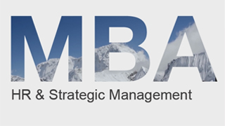 MBA-Human Resource and Strategic Management