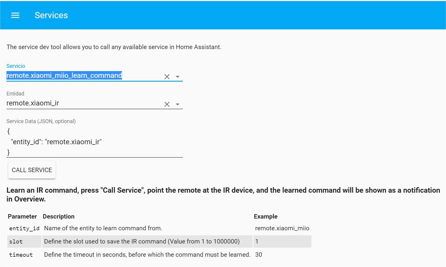 Como integrar Xiaomi ir en home assistant - Foro Domótica En