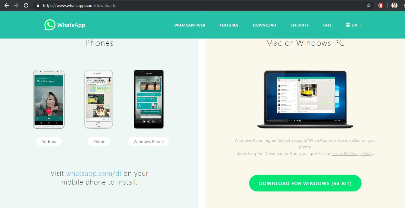 Cómo descargar WhatsApp gratis para PC, Android y MAC