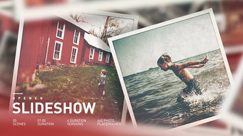Romantic Slideshow 29405901 - Project for After Effects (Videohive)