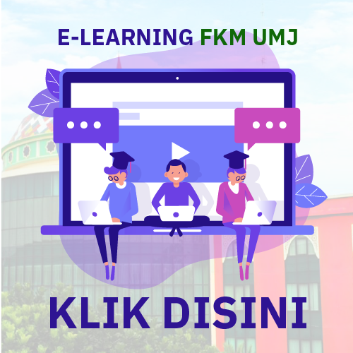 E-LEARNING FKM UMJ
