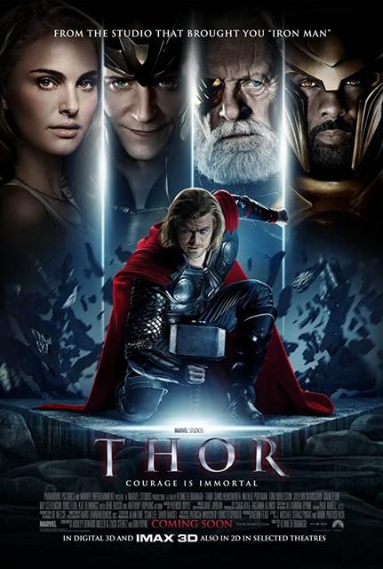 Thor 2011 Dual Audio 480p BluRay [Hindi ORG + English] ESubs 400MB