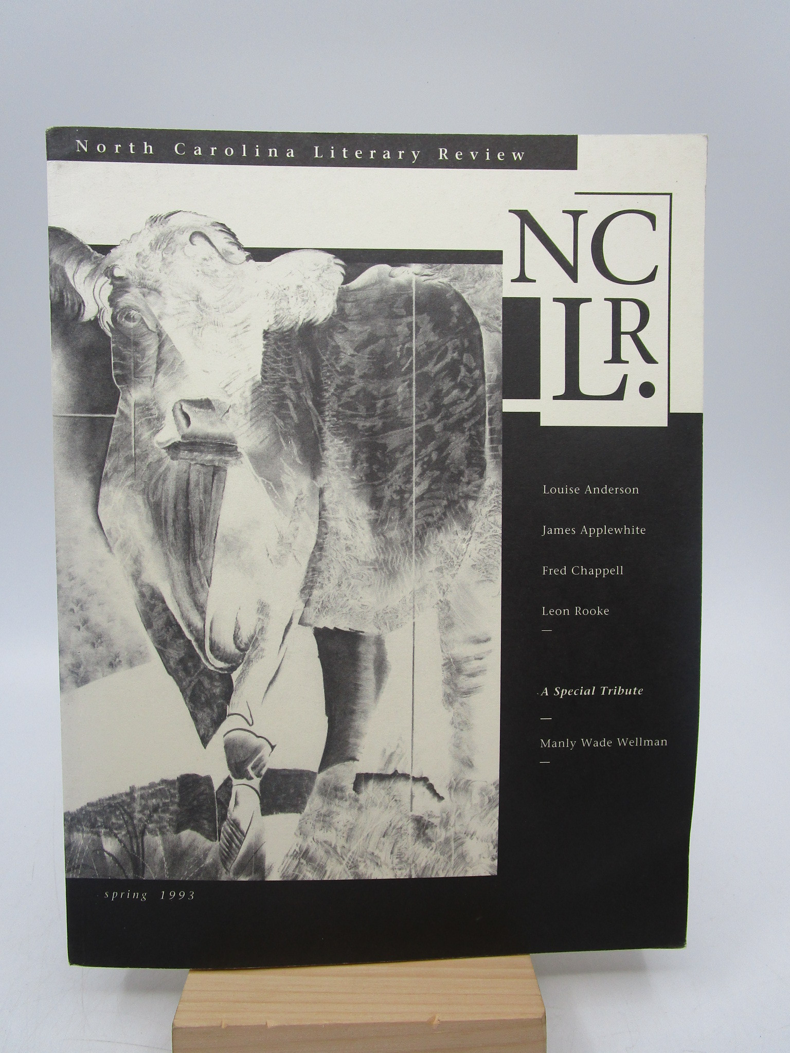Image for North Carolina Literary Review, Volume I, Number 2
