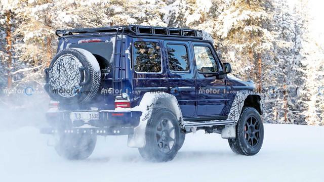 2017 - [Mercedes-Benz] Classe G II - Page 10 8-C335-DB7-31-AC-4-F45-9-BFD-AB2877-A8-DD03