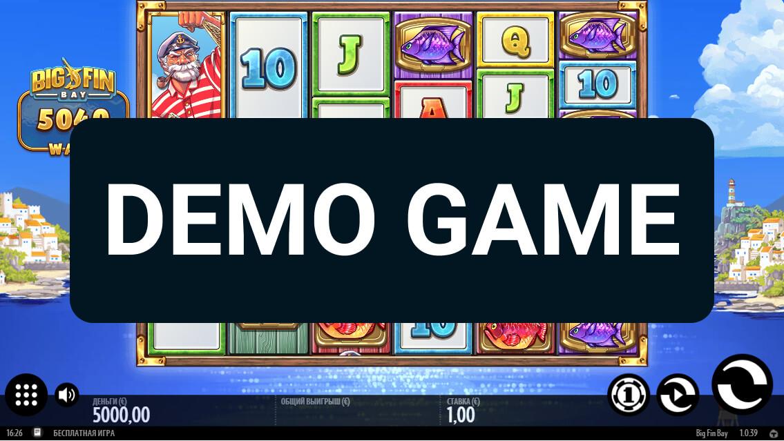Демо версия онлайн казино Goxbet
