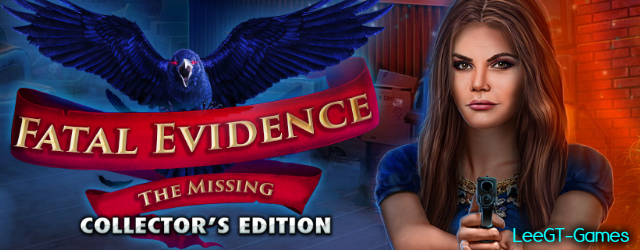 Fatal Evidence 2: The Missing Collector's Edition {v.Final}