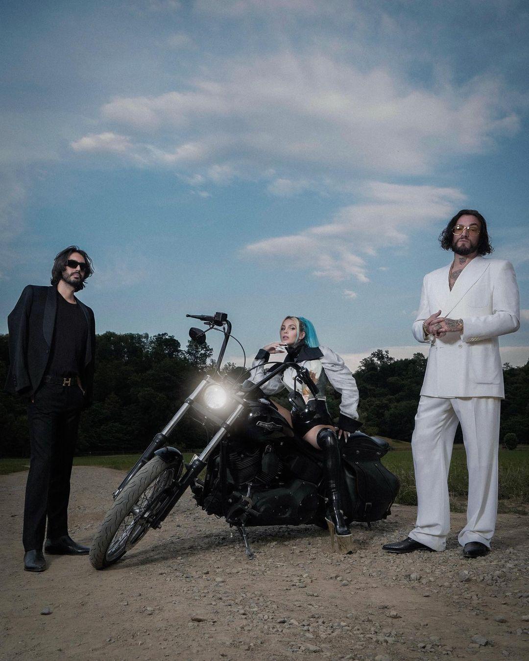 Elvis, il nuovo singolo di Rose Villain e Gué Pequeno