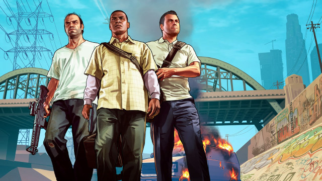 Take-Two Interactive CEO Reveals Why A GRAND THEFT AUTO Movie Hasn't Been Made Yet