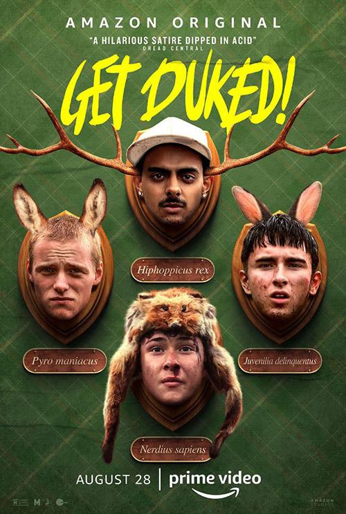 Get Duked | Boyz in the Wood | 2020 | m720p - m1080p | WEB-DL | Türkçe Altyazılı | Tek Link