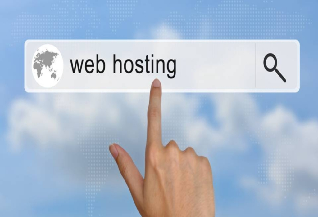 New Web Hosting Design