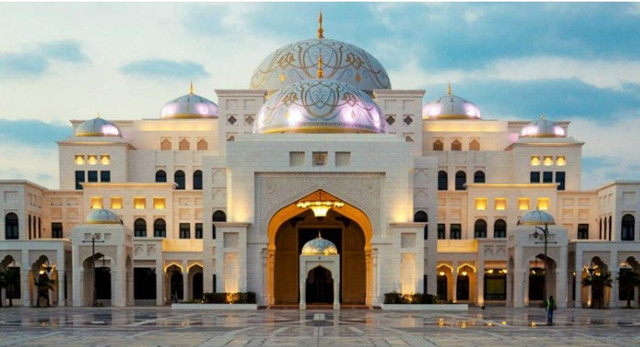 Qasr Al Watan Tour Tickets in Abu Dhabi