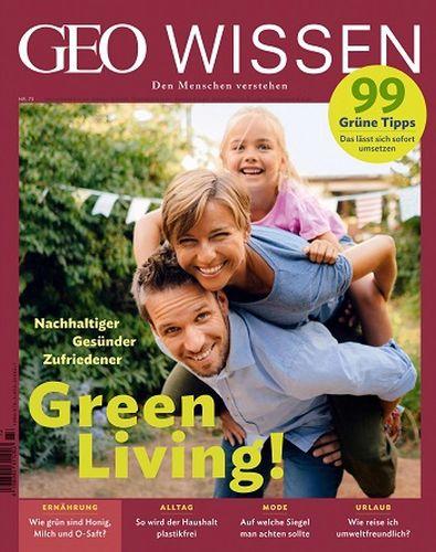 Cover: Geo Wissen Magazin Den Menschen verstehen No 73 August 2021