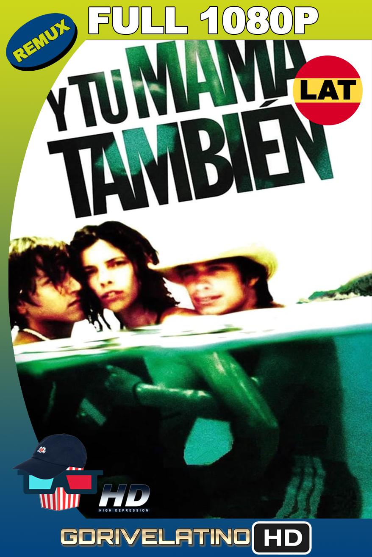 Y tu Mama Tambien (2001) BDRemux 1080p latino-ingles MKV