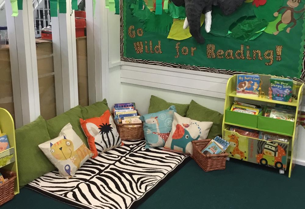 Ruang Pojok Baca