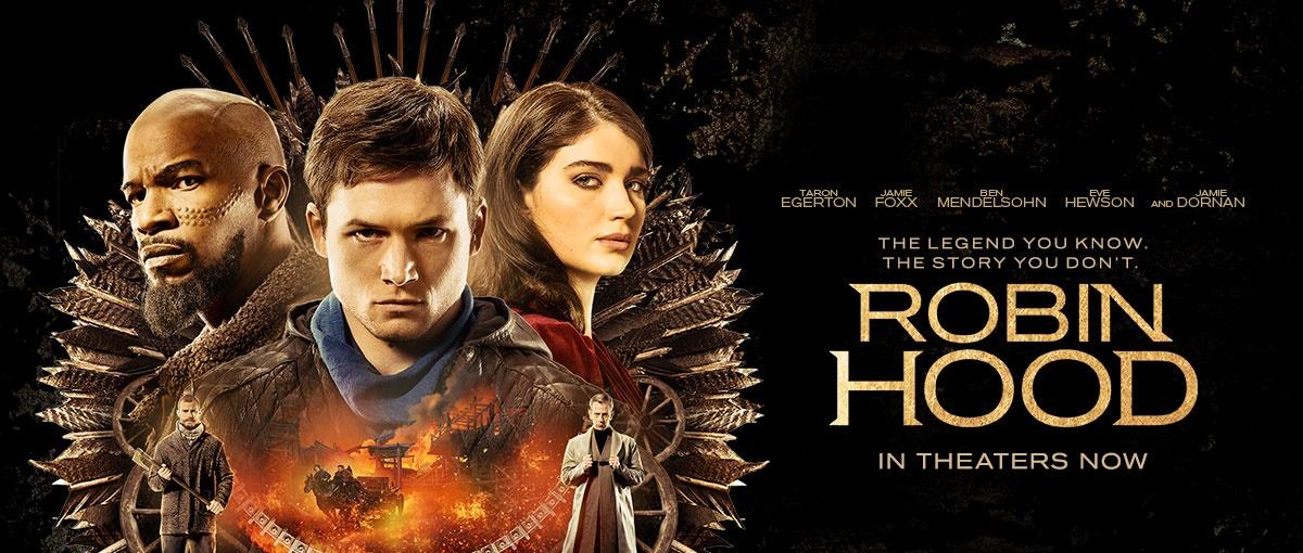 Robin Hood (2018) online subtitrat