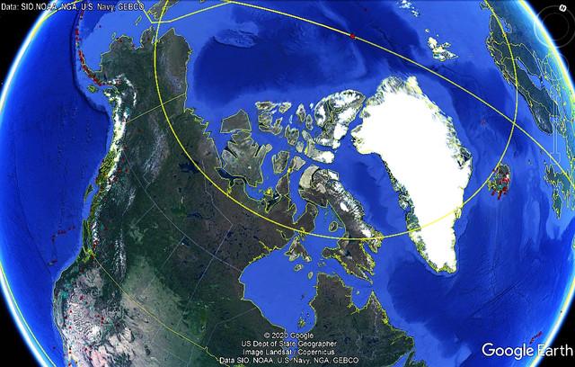 terremoto en somerset island, terremoto en penguin island Pull99