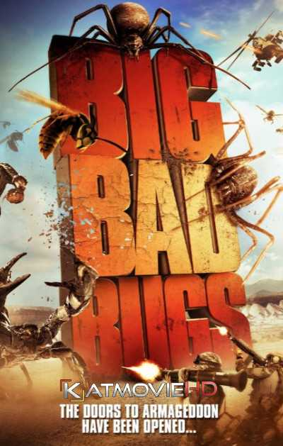 Big Bad Bugs (2012) BluRay 720p 480p Dual Audio [Hindi + English] Full Movie