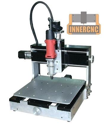 ผลิต-จำหน่าย Mini CNC เครื่องกัดตัดเจาะเซาะร่อง ควบคุมด้วยคอมพิวเตอร์