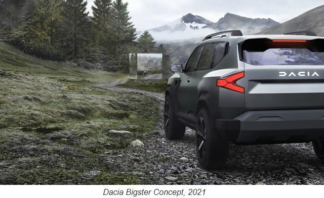 Dacia, la petite marque qui voit grand 2021-Dacia-Bigster-Concept-2