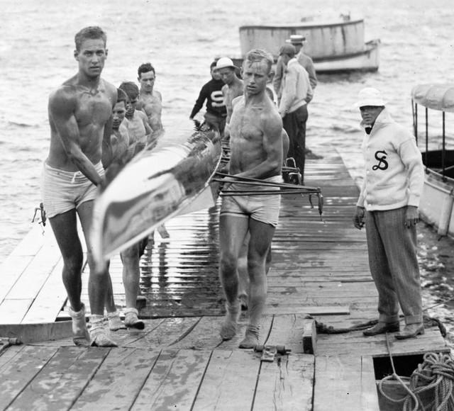 Stanford Crew 1912