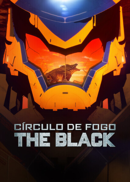 Círculo de Fogo: The Black 1ª Temporada Completa 2021 - Dublado 5.1 WEB-DL 1080p