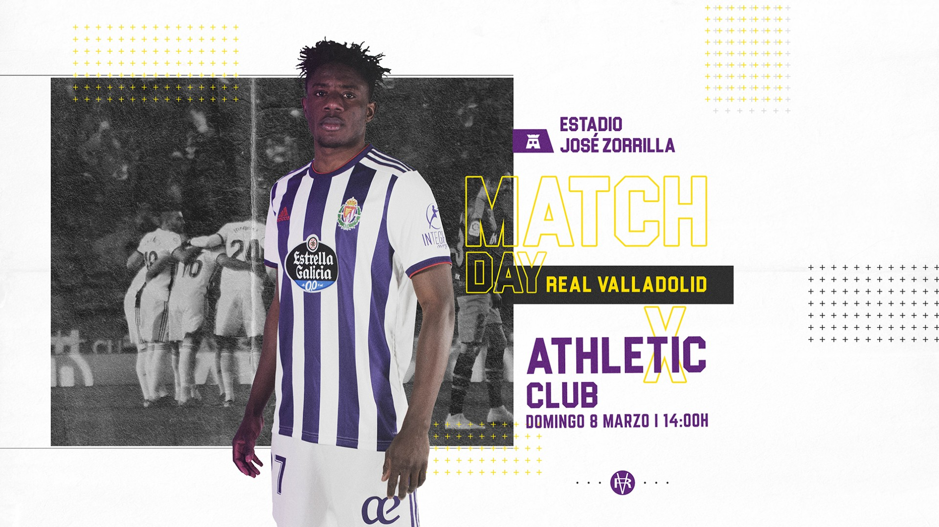 Real Valladolid C.F. - Athletic Club de Bilbao. Domingo 8 de Marzo. 14:00 MatchDay