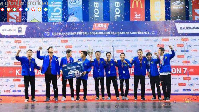 Tim Futsal Politeknik Pertanian Negeri Samarinda Juara LIMA Kalimantan