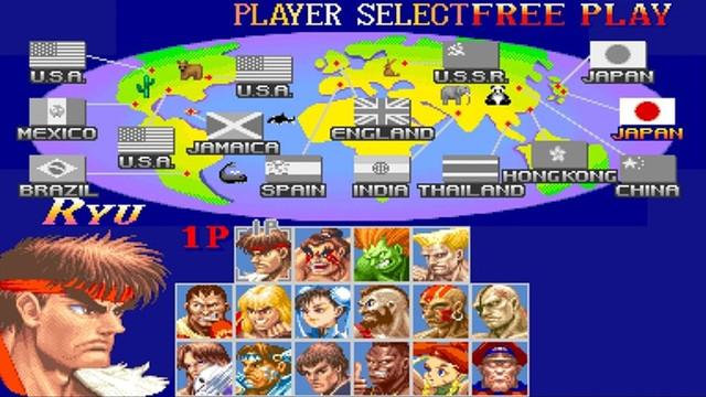 Street Fighter 2 - Turbo