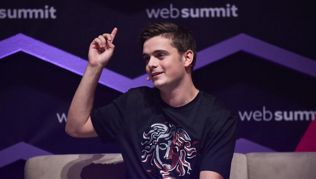 9-November-2017-Martin-Garrix-DJ-The-Media-Nanny-on-the-Music-Notes-Stage-during-day-three-of-Web-Su