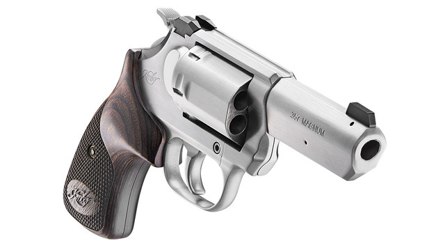Now You Can Have A Kimber K6S With A Hammer - The Firing
