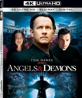 Angeli E Demoni (2009) FullHD 1080p UHDrip HDR10 HEVC AC3 ITA + E-AC3 ENG