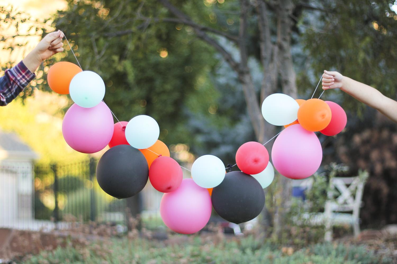 Parties & Balloon