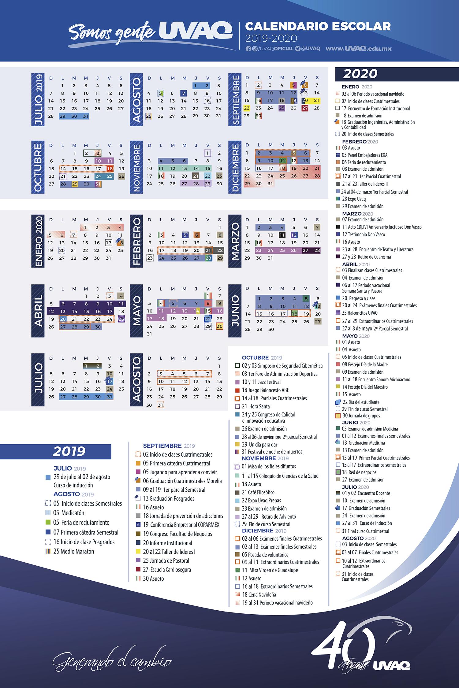 calendario-institucional-UVAQ-2019-2020