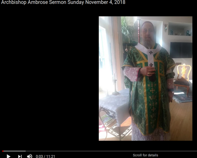 Archbishop Ambrose Moran Has Resurfaced With SSPX Resistance - Page