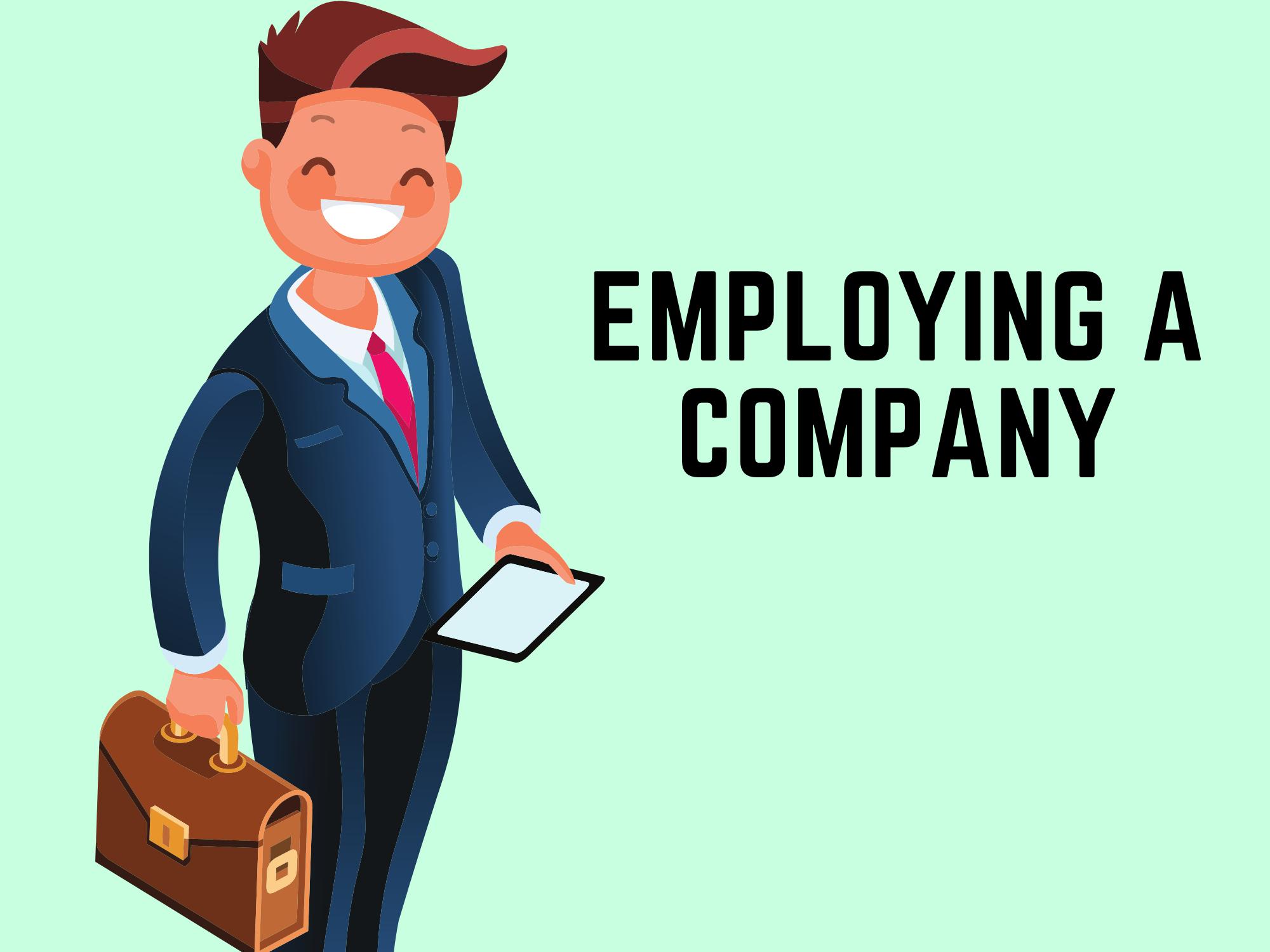 Employing-A-Company
