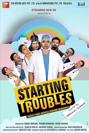 Starting Troubles (2020) S01 Hindi Complete 720p HDRip Esubs DL