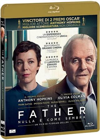 The Father - Nulla è come sembra (2020) .mkv FullHD Untouched 1080p DTS-HD MA AC3 iTA ENG AVC - DDN