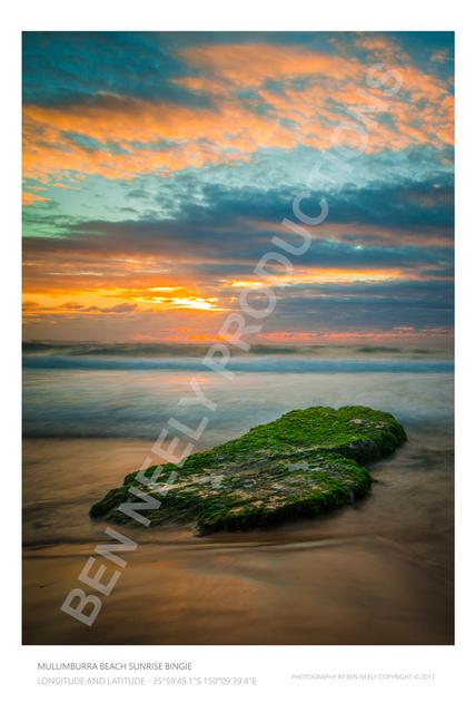 Mullimburra Beach Sunrise2