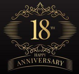 18th-anniversary