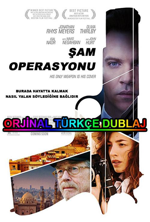 Şam Operasyonu | Damascus Cover | 2018 | BDRip | XviD | Türkçe Dublaj | m720p - m1080p | BluRay | Dual | TR-EN | Tek Link
