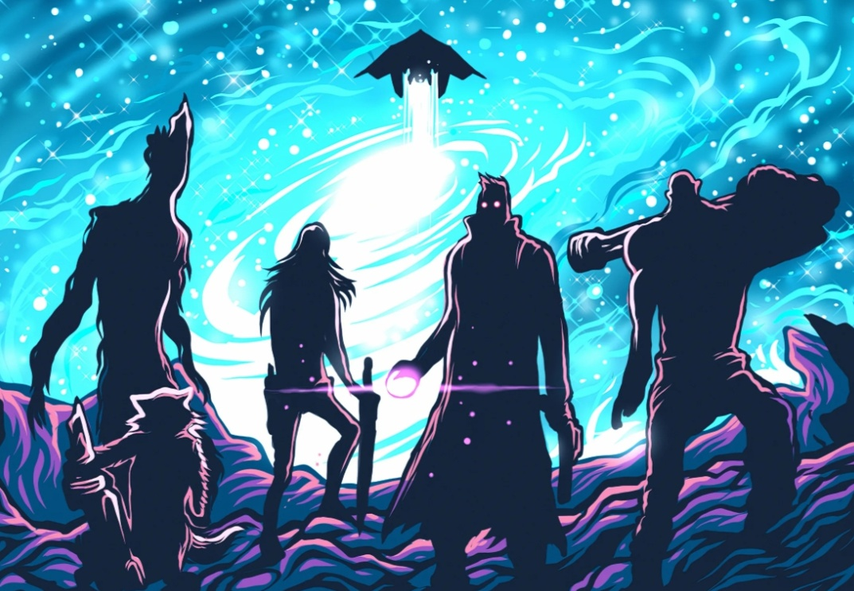 """Пять антигероев """"Marvel"""", которые могли бы вписаться в состав Стражей Галактики"""